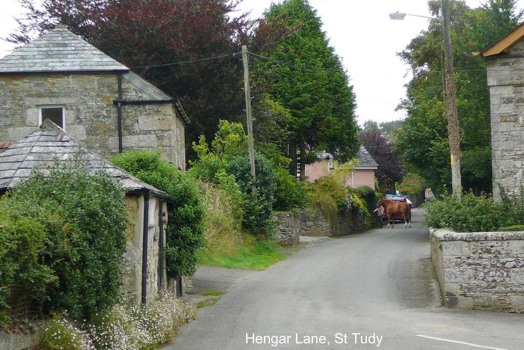 Hengar Lane, St Tudy