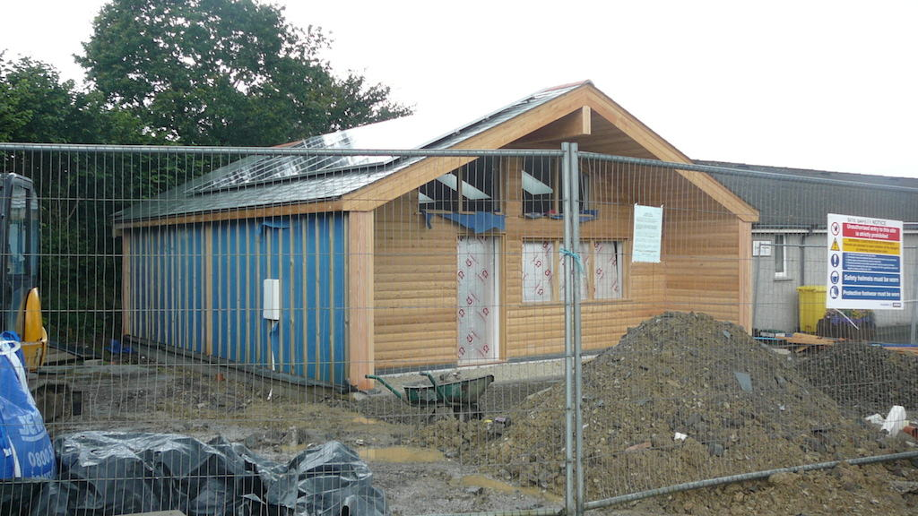 St Tudy Community Shop the beginning (17)