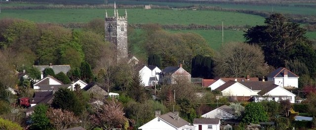 St Tudy Village
